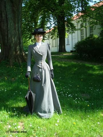 Victorias Enkel - Jahrhundertwende -