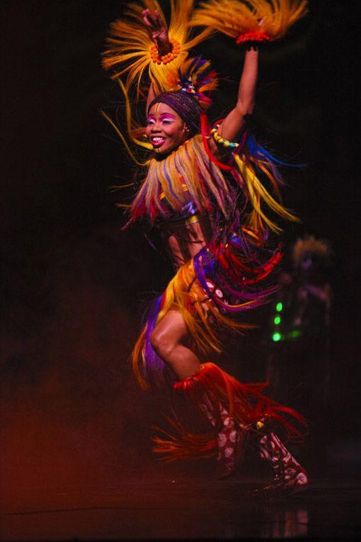 Cirque du Soleil #Dralion