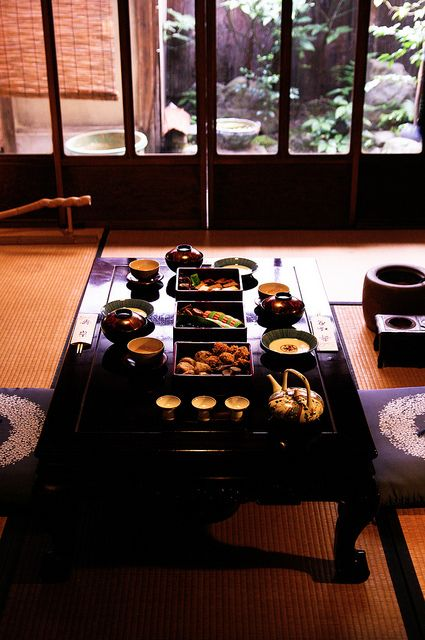 Japanese meal for a new year -Osechi-