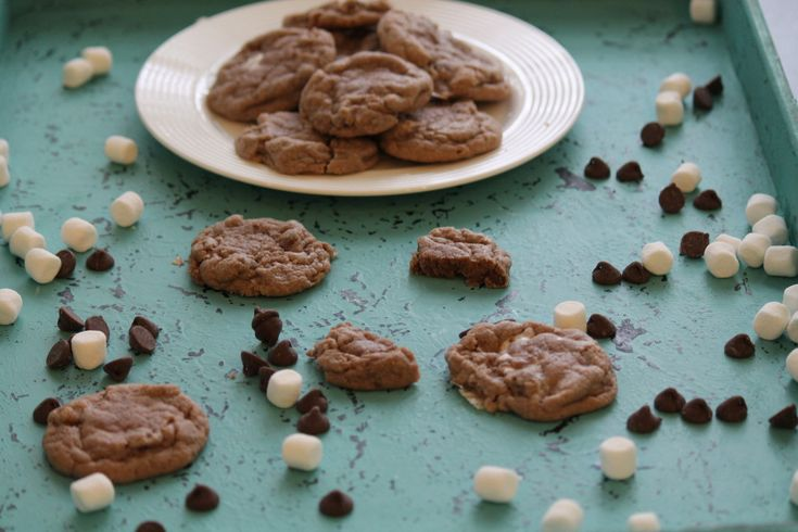 A. Liz Adventures: Recipe: Hot Cocoa Cookies, from Allie at Key Ingre...