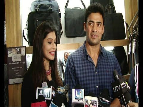 Payal Rohatgi expresses her love for Sangram Singh openly in front of media.