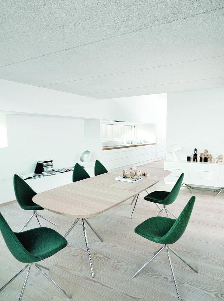 Ottawa stůl a židle / dining room