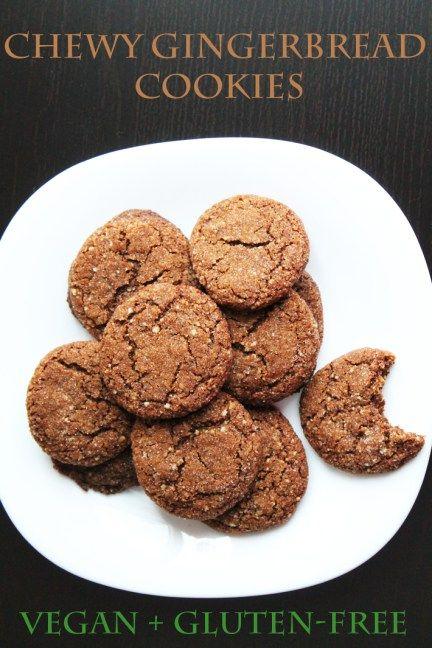 Gluten Free Gingerbread Cookies on Pinterest | Gluten Free Gingerbread ...