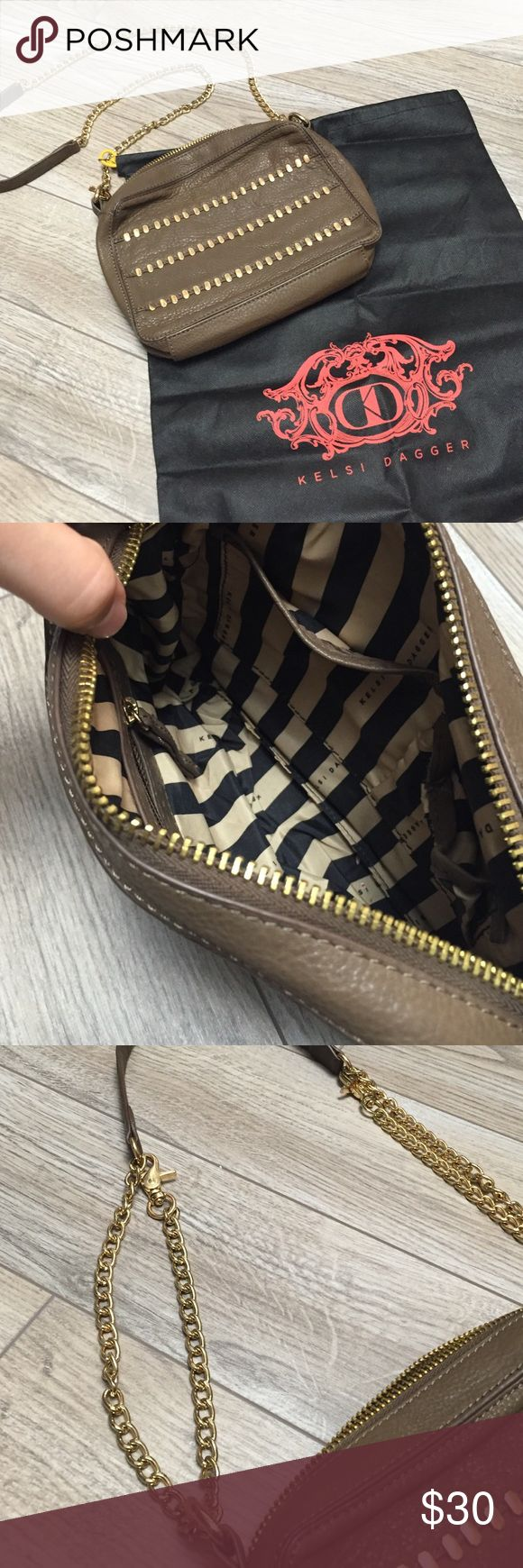 Spotted while shopping on Poshmark: Kelsi Dagger Crossbody! #poshmark #fashion #shopping #style #Kelsi Dagger #Handbags