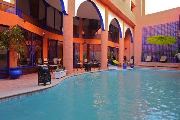 séjour pas cher Maroc Promovacances au Les Trois Palmiers Hotel prix promo séjour Promovacances à partir 281,00 € TTC 8J/7N