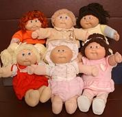 I remember the craze of these dolls!!! mm