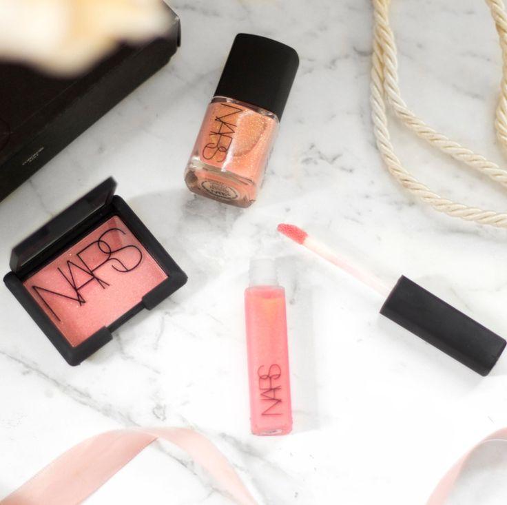 The Yorokobi Limited Edition Gift Set will make a NARS addict go peach