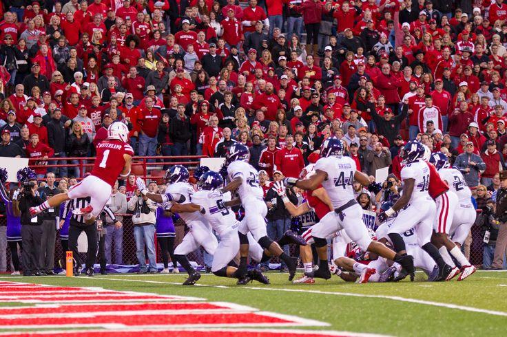 Hail Mary Nebraska football, Famous sports, Husker football