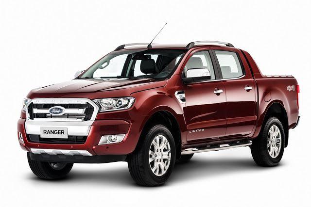 """Ford Ranger 2017 é submetida ao teste do """"cheiro de carro novo"""" e vídeo mostra essa técnica.  Acesse: www.concettomotors.blogspot.com.br"""