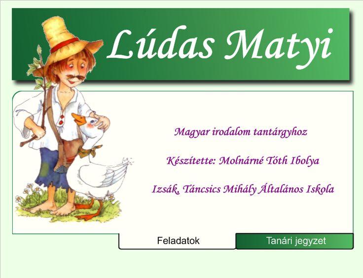 Népmese feldolgozása Ludas Matyi