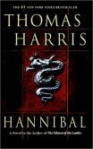 Hannibal. The third book in the Hannibal Lecter series.