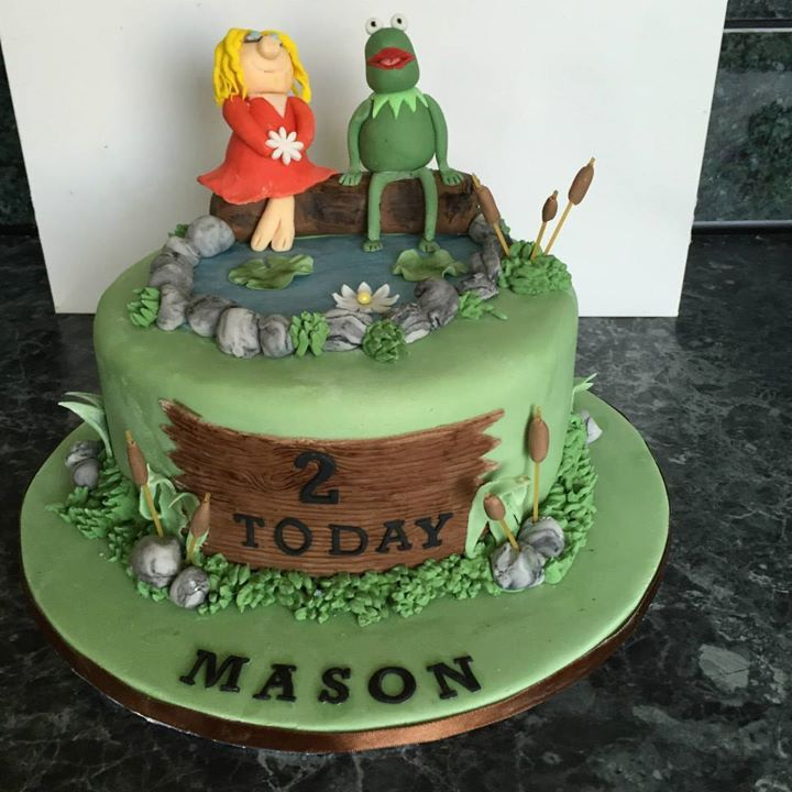 Loved making this cake