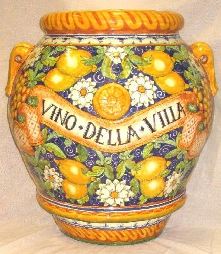 Artistica - Italian Ceramics, | CERAMICHE ARTISTICHE PARRINI : (Campi Bisenzio)