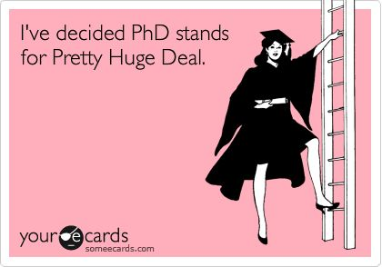 Phd degree stands for
