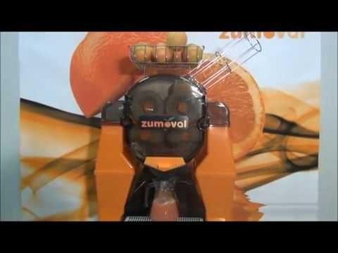 Odštavovač citrusov, .. automat Zumoval - Basic   alvex.sk