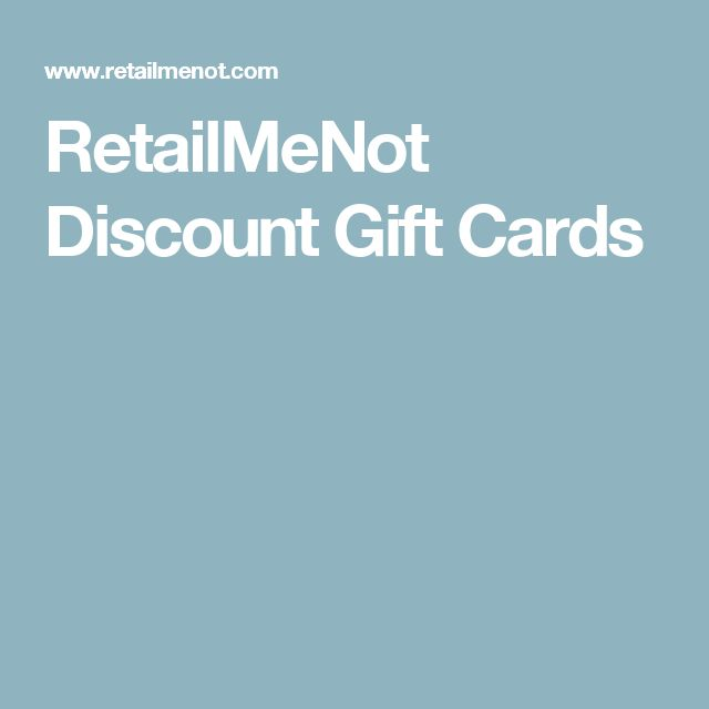 Best 25+ Discount gift cards ideas on Pinterest | Gift card store ...