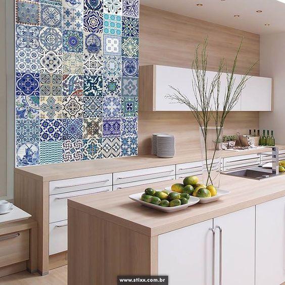 M s de 25 ideas incre bles sobre azulejos de cocina en for Decoracion cocinas pequenas economicas