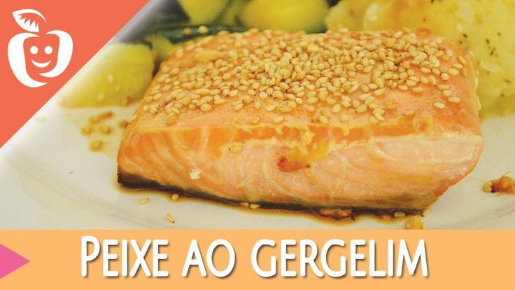 Receita: Peixe ao Molho de Gengibre e Gergelim - Especial Dia das Mães