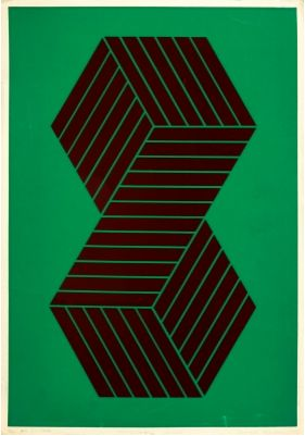 Gerhard Neumann Mor Felpaad II Crimson 1971