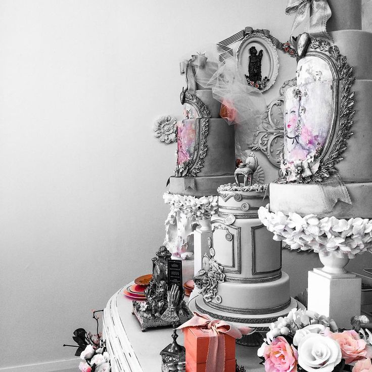Cakes Of Gray