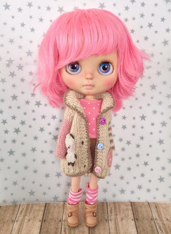 Blythe in pinky MIM-PI www.mim-pi.com