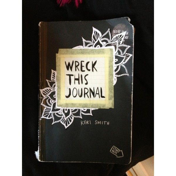 Wreck This Journal Book Cover Ideas ~ Best wreck this journal cover ideas on pinterest