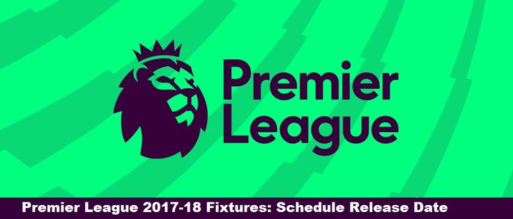 The 2017–18 Premier League will be the 26th season of the Premier League, the top English professional league for association football clubs, since its establishment in 1992. Premier League clubs will hold their fixture schedule for the 2017/18 season on Wednesday, June 14, 2017.The season gets underway on Saturday, 12 August 2017 while the final …