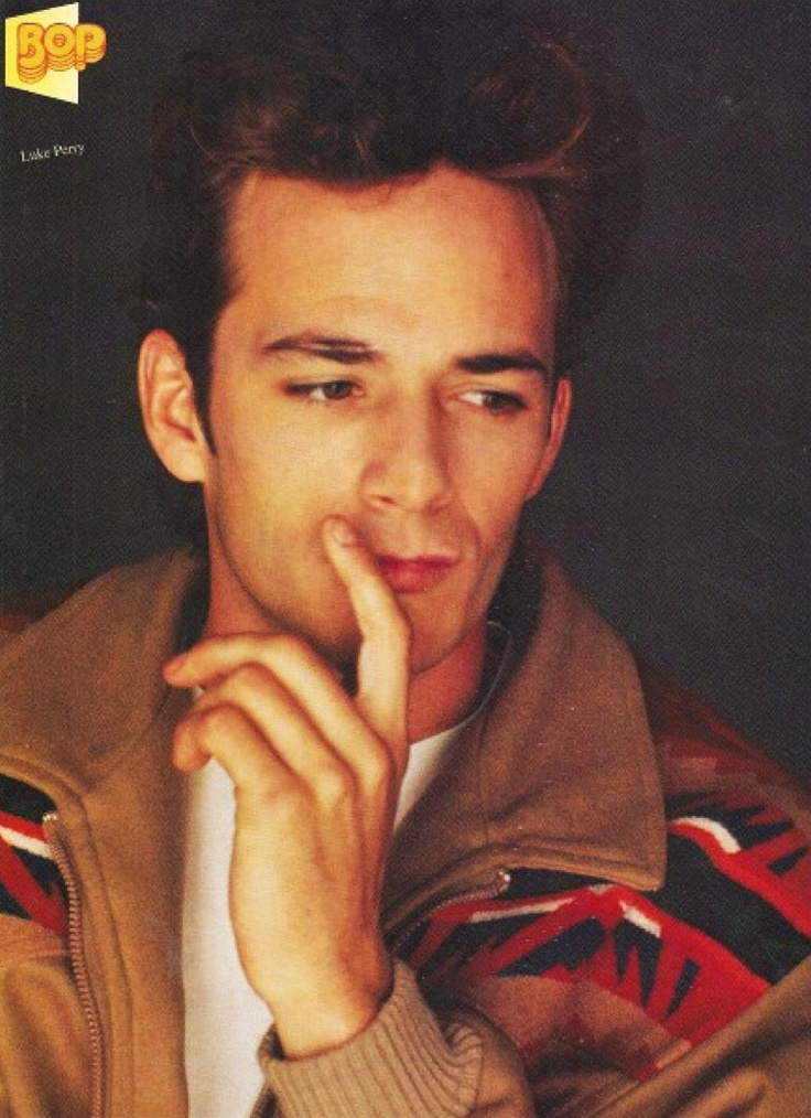 Luke Perry in Beverly Hills, 90210 (1990-95, Fox)