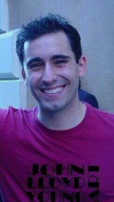 So sexy, John Lloyd Young!!