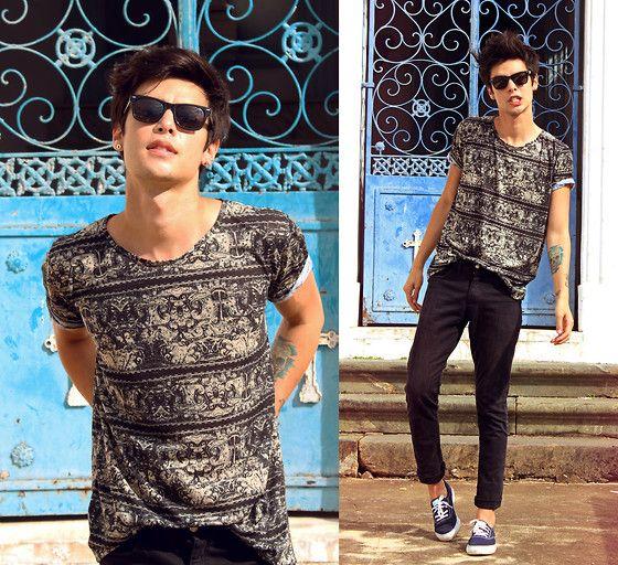Vini Uehara - Haas Barroque T Shirt - Barroque