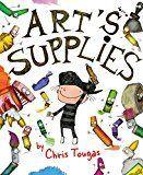 55 Books for the Elementary Art Room!