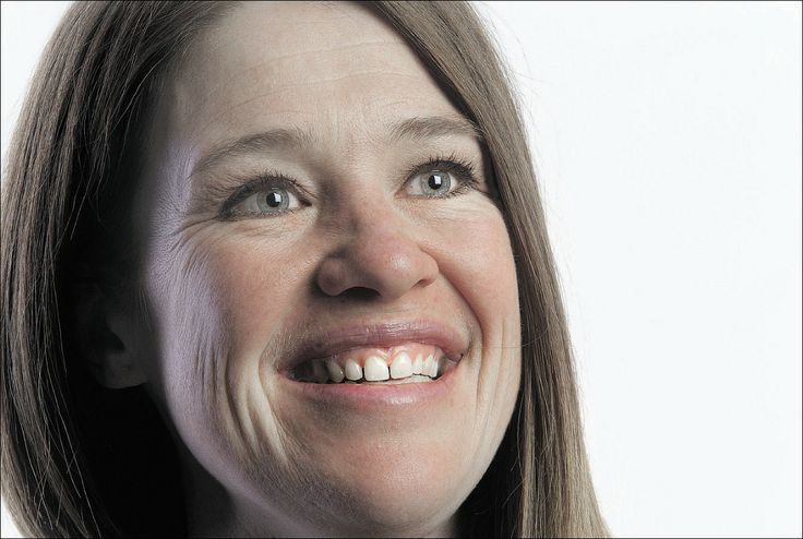 There's a story behind the smile of Clara Hughes.  Olympic medallist Clara Hughes knows the pain of depression, and that we shouldn't suffer in silence or be ashamed