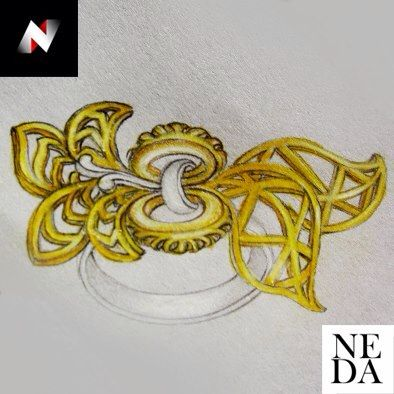 Ring My Jewellery Design By Neda Lotfian