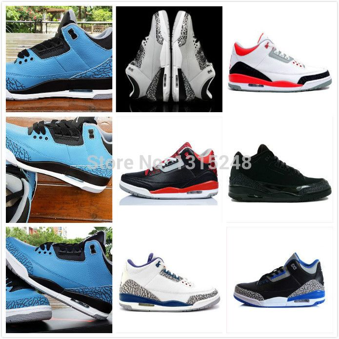 2014 new retro shoes men sport basektball shoesmen shoes black cement grey infrared 23 power blue fire red size us 8 quality basketball shoes from json