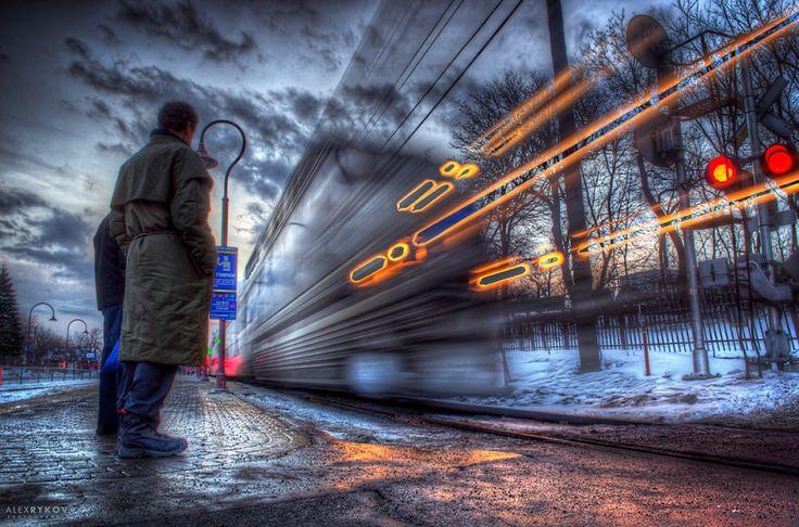 The Wait photo by photo by Alex Rykov