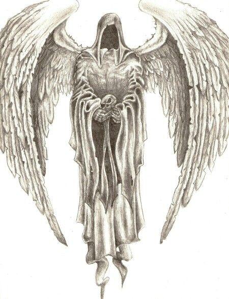 Grim reaper, research for previous uni project