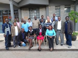 FMSI workshop in Nairobi