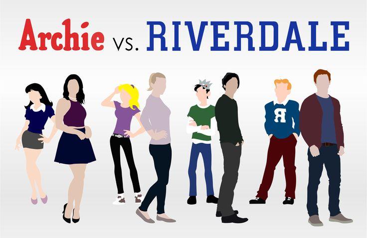 Archie vs. Riverdale