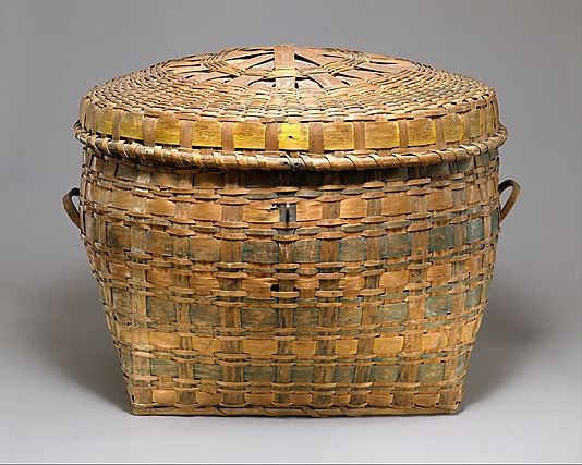 from Alessandro dating antique baskets
