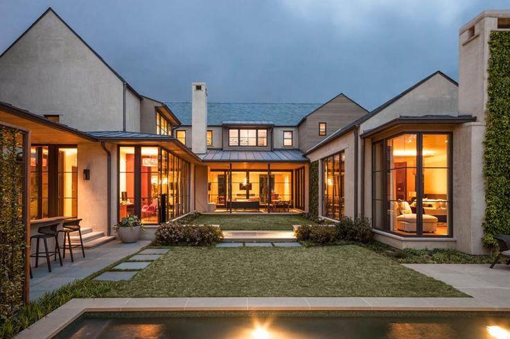U Shaped House Landscaping Designs on u shaped kitchen countertops, u shaped pools, u shaped kitchen backsplash,