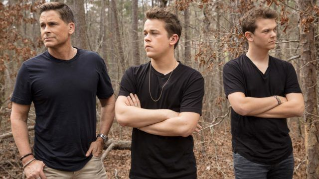 Rob Lowe Claims He and His Sons Saw Bigfoot in the Ozarks   Mysterious Universe   The Lowe Files