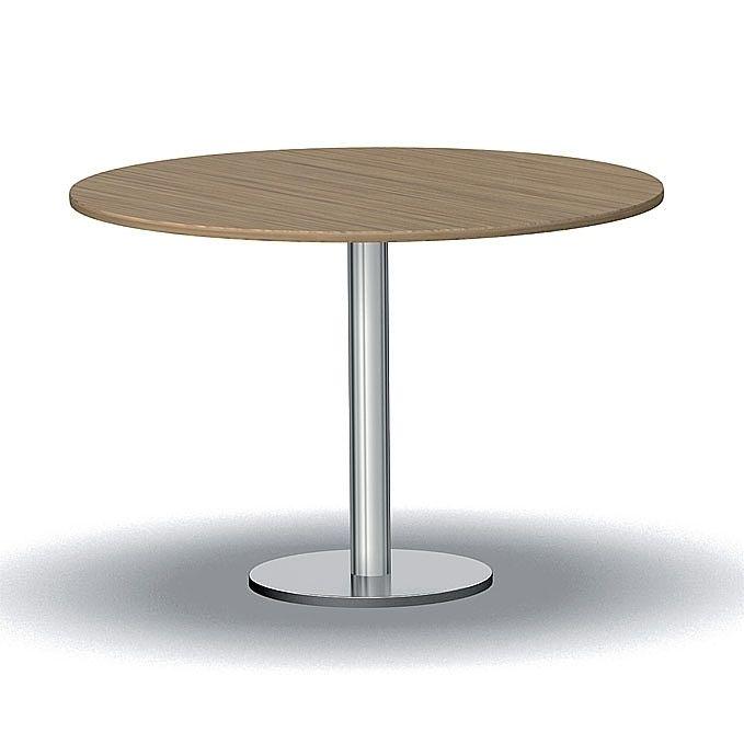 Mesa de comedor redonda kopa interiordesign muebles for Table 6a of gstr 1