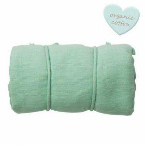 Mint groene baby hangmat voor in de box 25,95