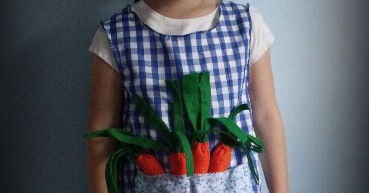 Avant toute chose n'oubliez pas de liker ma page facebook   La semaine dernière c'était la kermesse à ma fille et j'ai du la déguiser en...