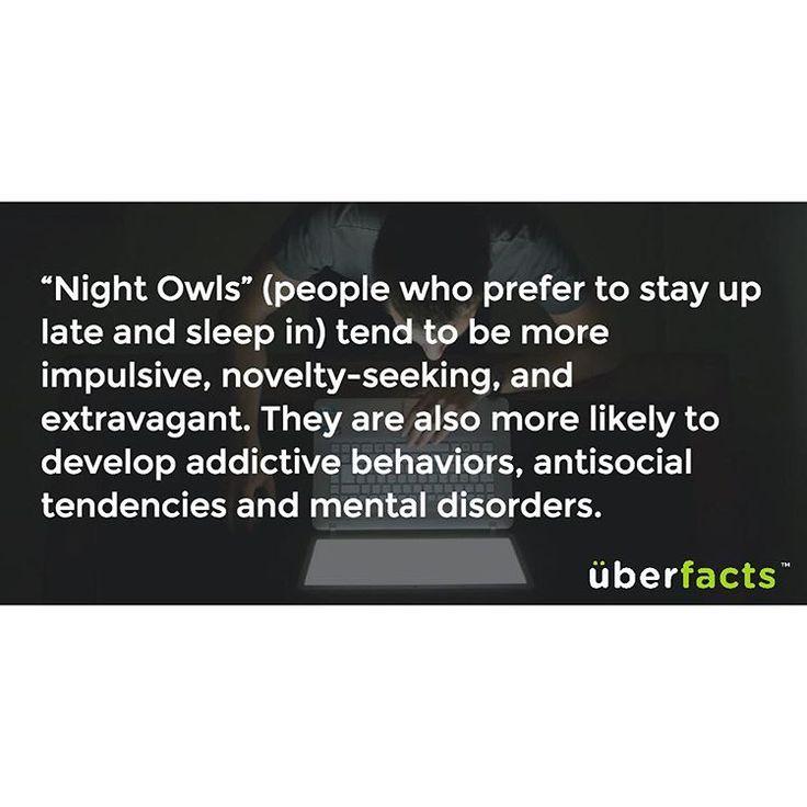 uberfacts sleep