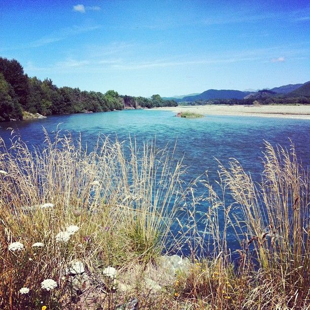 Wairau River, Marlborough, NZ