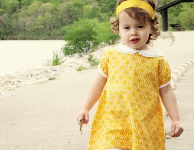 mama says sew: Spania Dress Pattern free sewing pattern size 18-24 months