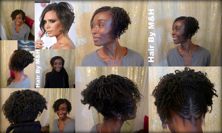 Work By Stylists Bespoke Hair Made Afro Hair Look Like A