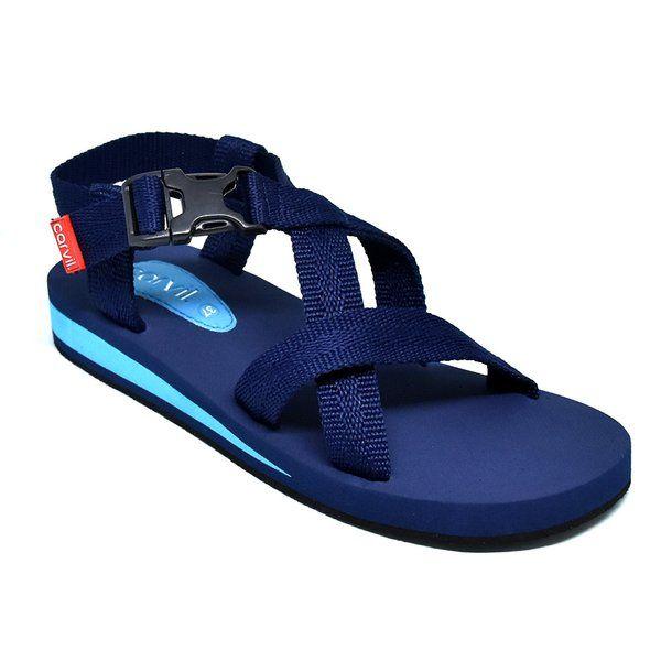 Beli Carvil Sandal Gunung Wanita Moneta Gl Navy Dengan Harga Murah Rp59 800 Di Lapak Carvil Jakarta Utara Pengiriman Cep Sandals Fashion Flip Flop Sandals