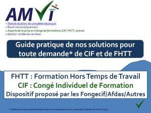 Le guide pratique/rédactionnel du CIF/FHTT de l'année 2014